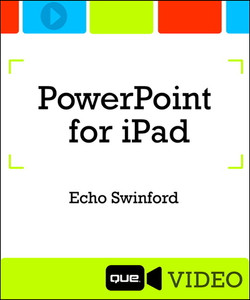 PowerPoint for iPad (Que Video)