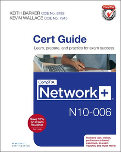 CompTIA® Network+ N10-006 Cert Guide