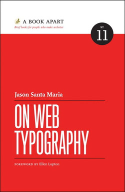 On Web Typography