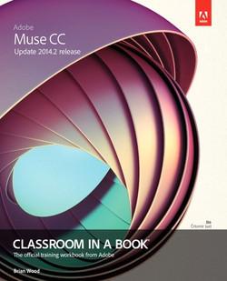 Adobe Muse CC Classroom in a Book Update (2014.2 release)