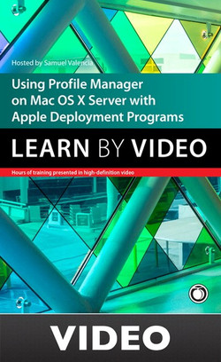 Using Profile Manager on Mac OS X Server with Apple Deployment Programs Learn by Video