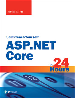 Sams Teach Yourself ASP.NET Core in 24 Hours, 1e