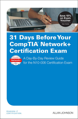 31 Days Before Your CompTIA Network Certification Exam: A Day-By-Day Review Guide for the N10-006 Certification Exam