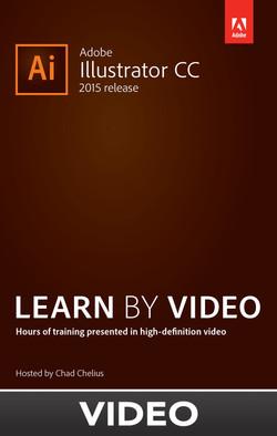 Adobe Illustrator CC Learn by Video (2015 release)
