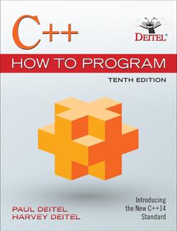 C++ How to Program, 10/e