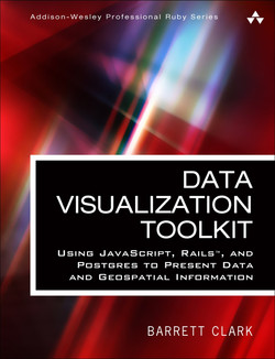 Data Visualization Toolkit: Using JavaScript, Rails™, and Postgres to Present Data and Geospatial Information