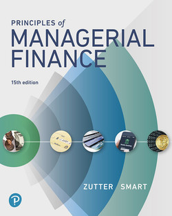Principles of Managerial Finance, 15th Edition