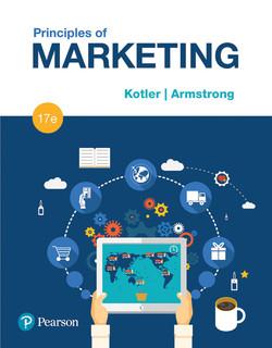 Principles of Marketing, 17/e