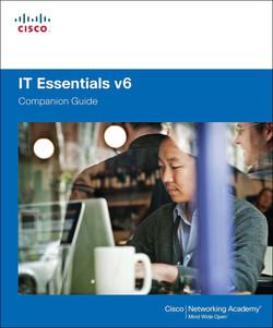 IT Essentials Companion Guide v6, 6th Edition