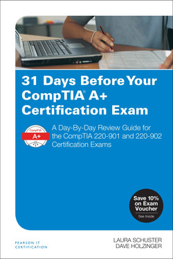 31 Days Before Your CompTIA A+ Certification Exam