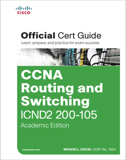 CCNA Routing and Switching ICND2 200-105 Official Cert Guide, Academic Edition (Supplemental Video)