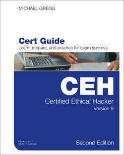 Certified Ethical Hacker (CEH) Version 9 Cert Guide, Second Edition