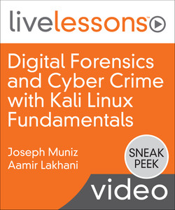 Digital Forensics and Cyber Crime with Kali Linux Fundamentals