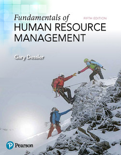 Fundamentals of Human Resource Management, 5/e
