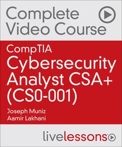 CompTIA Cybersecurity Analyst CySA+ (CS0-001)