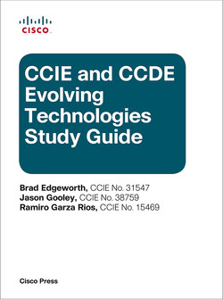CCIE and CCDE Evolving Technologies Study Guide, First Edition