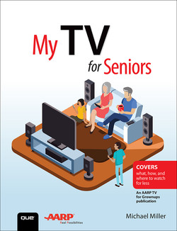 My TV for Seniors, First Edition