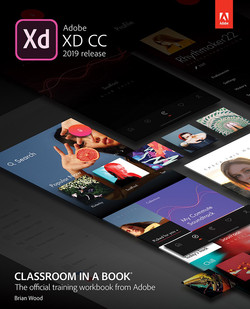 Adobe XD CC Classroom in a Book (2019 Release), First Edition