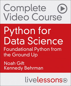 Python for Data Science Complete Video Course (Video Training)