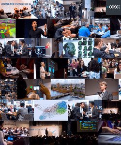 ODSC Europe 2018 (Open Data Science Conference)