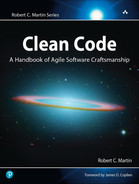 Cover of Clean Code