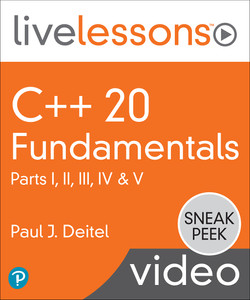 C++20 Fundamentals