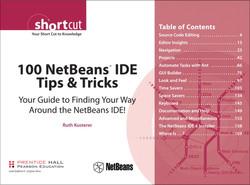 100 NetBeans™ IDE Tips & Tricks