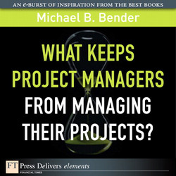 What Keeps Project Managers from Managing Their Projects?