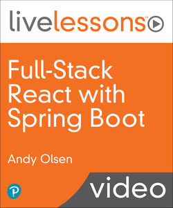 Full-Stack React with Spring Boot