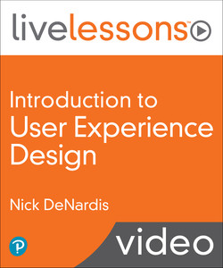 Livelessons - Intro to user experience design (UX)