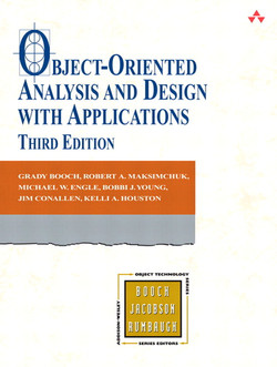 Object-Oriented Analysis and Design with Applications, Third Edition