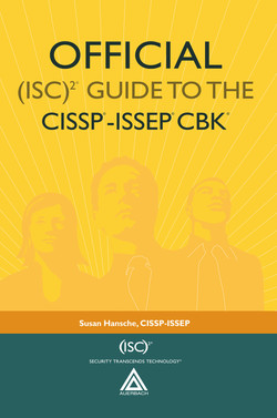 Official (ISC)2® Guide to the CISSP®-ISSEP® CBK®