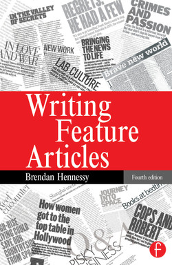 Writing Feature Articles, 4th Edition