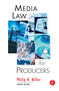Media Law for Producers, 4th Edition