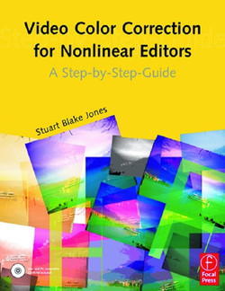 Video Color Correction for Non-Linear Editors