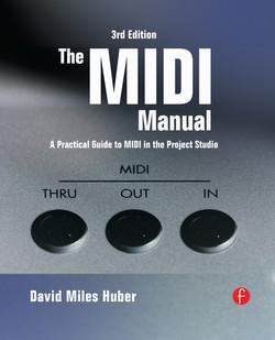 The MIDI Manual, 3rd Edition
