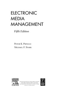 Electronic Media Management, Revised, 5th Edition