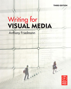 Writing for Visual Media, 3rd Edition