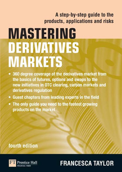 Mastering Derivatives Markets, 4th Edition
