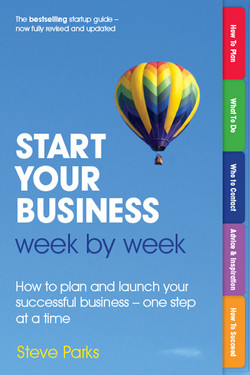 Start Your Business Week by Week, 2nd Edition