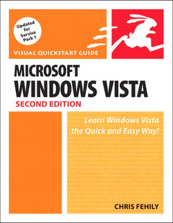 Microsoft Windows Vista, Second Edition: Visual QuickStart Guide
