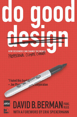 Do Good: How Design Can Change the World