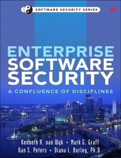 Enterprise Software Security: A Confluence of Disciplines