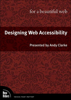 Designing Web Accessibility for a Beautiful Web, Video