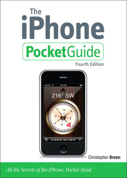 The iPhone Pocket Guide, Fourth Edition
