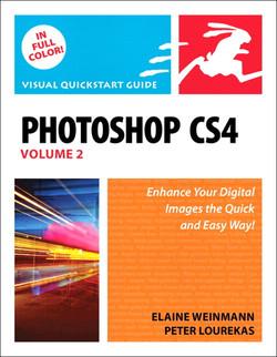 Photoshop CS4, Volume 2: Visual QuickStart Guide