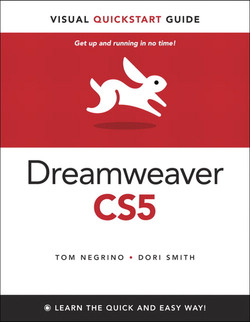 Dreamweaver CS5 for Windows and Macintosh: Visual QuickStart Guide