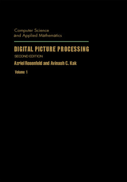 Digital Picture Processing, 2nd Edition