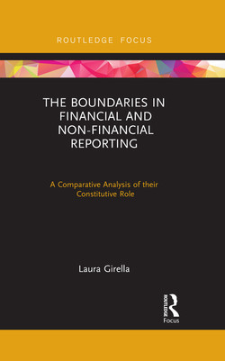 The Boundaries in Financial and Non-Financial Reporting