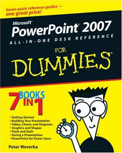 Power Point® All?in?One Desk Reference For Dummies®
